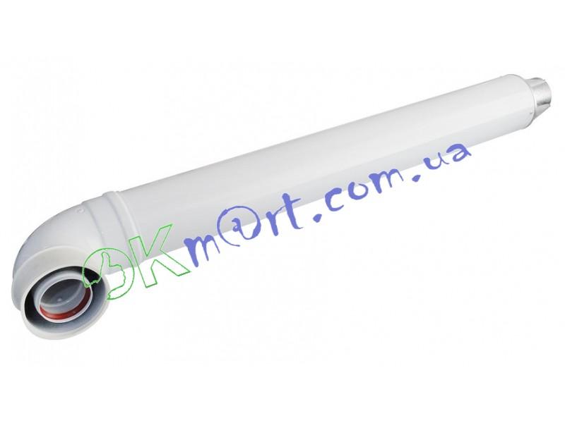 Коаксиальный дымоход для газового котла.