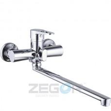 Смеситель для ванны (длинный излив) PUD7
