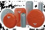 Расширительные баки для газовых, твердотопливных и электрических котлов.
