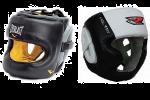 Защитные шлемы для единоборств и бокса