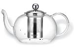 Стеклянные заварники для кофе и чая