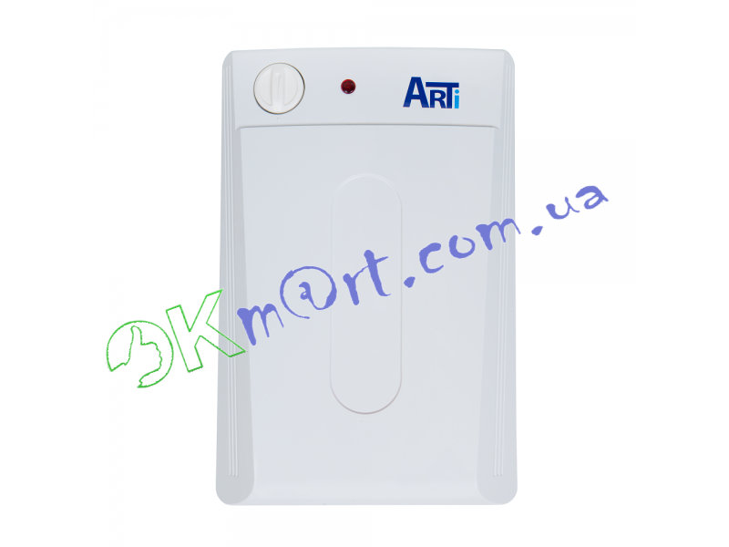 Водонагреватель Arti WH Compact SU 10L/1 1000Вт.