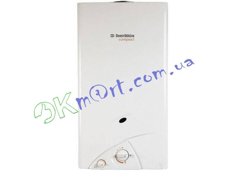 Газовая дымоходная колонка Demrad Compact SС 275 SEI LCD (Газовый проточный водонагреватель).