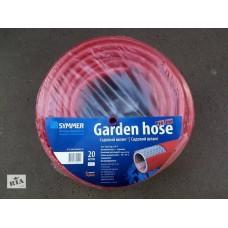 "Шланг Garden Hose 3/4"" (20м) красный GHR3-4-20"