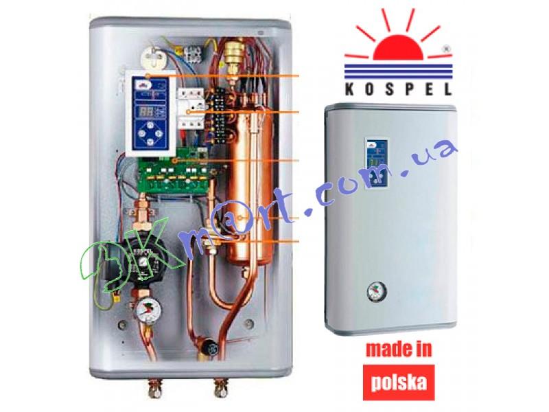 Котел электрический Kospel EKCO.L1F-12z 12 кВт 380В.