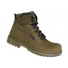 Зимние ботинки оливкового цвета Vitex Style. Украина