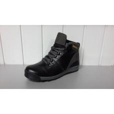 Подростковые ботинки Timberland серо-черные. Украина