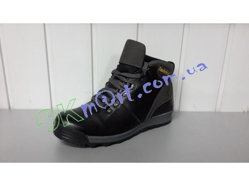 OkMart - Подростковые ботинки Timberland серо-черные. Украина 47 062cf6e217a1c