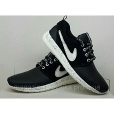 Подростковые кроссовки Nike черно-белые. Украина