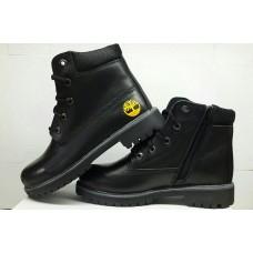 Подростковые кожаные ботинки Timberland. Украина