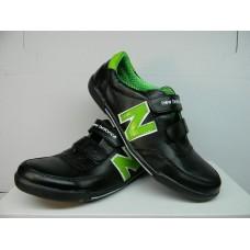 Подростковые кожаные кроссовки New Balance. Украина