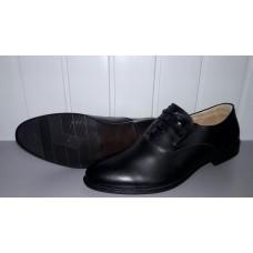 Мужские туфли из натуральной кожи. Украина 816 чк