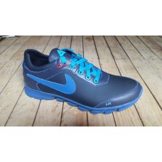 Подростковые кожаные кроссовки Nike. Украина