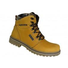 Ботинки Vitex Styla желтого цвета. Украина