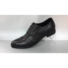 Мужские кожаные туфли - оксфорды Cosottinni.  1029-7