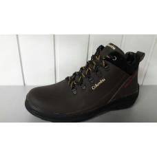 Зимние коричневые ботинки Columbia. Украина
