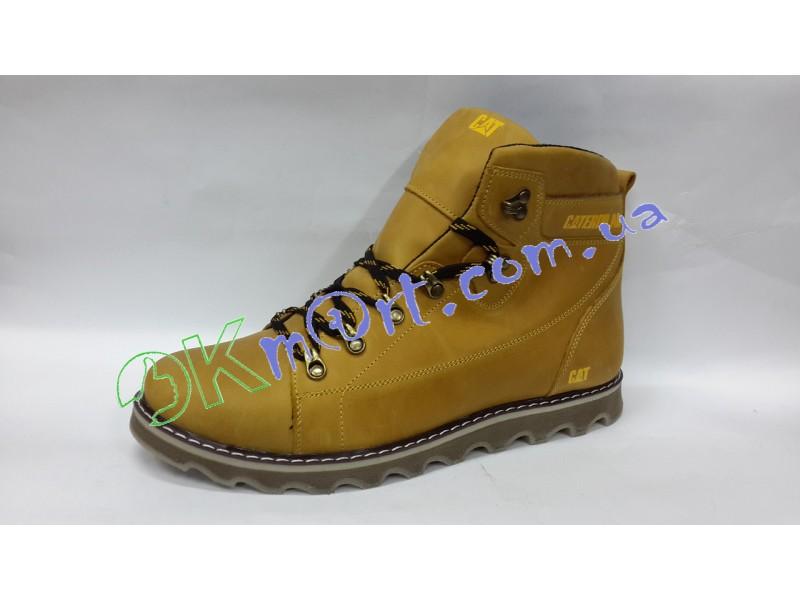 99d1b6953 OkMart - Зимние мужские ботинки Caterpillar. Харьков сат жел