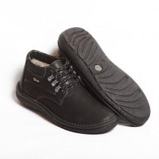 Зимние мужские ботинки на цыгейке. Дельта
