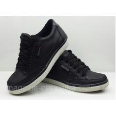 Детские кожаные подростковые кроссовки Ecco. 6823