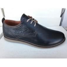 Мужские кожаные туфли Levis. Украина 1802