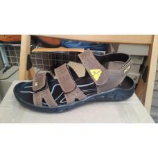 Мужские кожаные сандалии Nike. Украина 30
