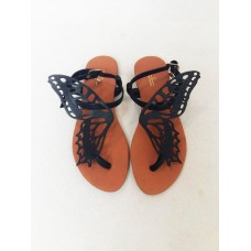 Босоножки бабочка. Украина