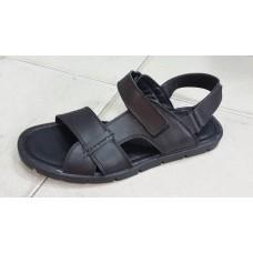 Мужские сандалии кожаные. Украина 34