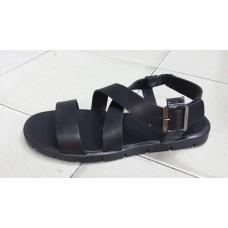 Мужские сандалии кожаные. Украина 35