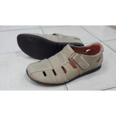 Мужские кожаные сандалии. Украина 37