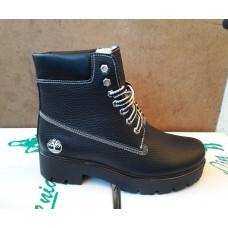 Ботинки кожаные зимние Timberland. Украина