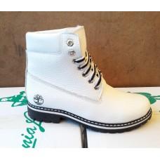 Ботинки кожаные зимние Timberland. 2623