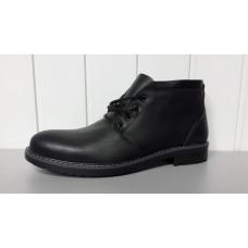 Зимние мужские кожаные ботинки. Харьков 5308