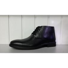 Зимние мужские кожаные ботинки Veber. Харьков 5309 52614e659987c