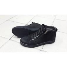 Зимние мужские кожаные ботинки. Харьков 5321