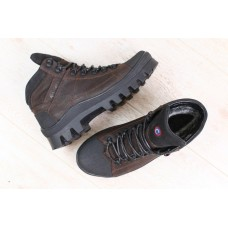 Зимние мужские кожаные ботинки Colаmbia. Харьков 5322