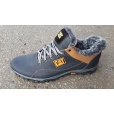 Зимние мужские ботинки САТ большие размеры 46-50. Украина