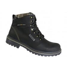 Ботинки Vitex Styla черного цвета. Украина