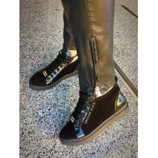 Женские замшевые ботинки P/Plein! Украина