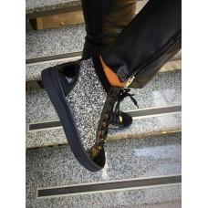 Женские замшевые ботинки Phillipe Plein Украина