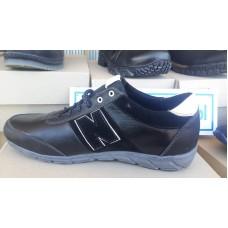 Кожаные мужские кроссовки большие размеры 46-50. Украина