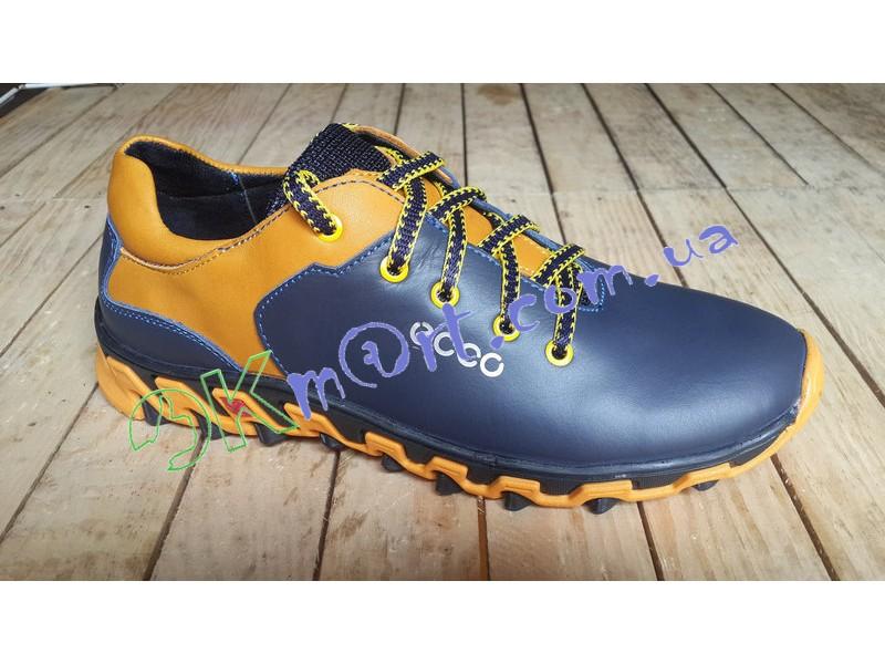 65542ec1348534 OkMart - Подростковые кожаные кроссовки ECCO. Украина 0301