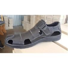 Сандали мужские кожаные большие размеры 46-49. Украина 8131