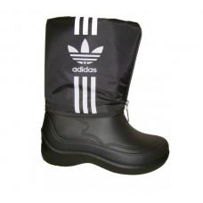 Сапоги резиновые на змейке Adidas