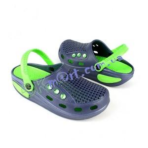 Сабо женские (Crocs, Кроксы) мелкая сетка New