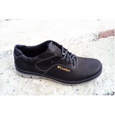 Мужские туфли батал большие размеры 46-49 из натуральной кожи. Украина м35/1