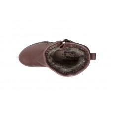 Угги Левис зимние коричневого цвета. уги 04