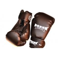 """BOXER"" Перчатки боксерские кожаные 10 ун."