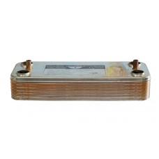 Теплообменник вторичный, пластинчатый Beretta, Nobel. 17B1901201