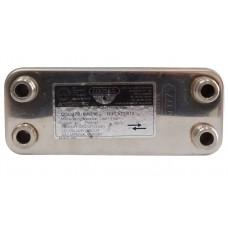 Теплообменник вторичный Zilmet для Vaillant 12 пластин 17B1901215