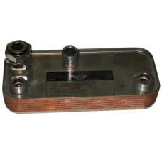 Теплообменник вторичный Zilmet для Hermann. 17B1951200